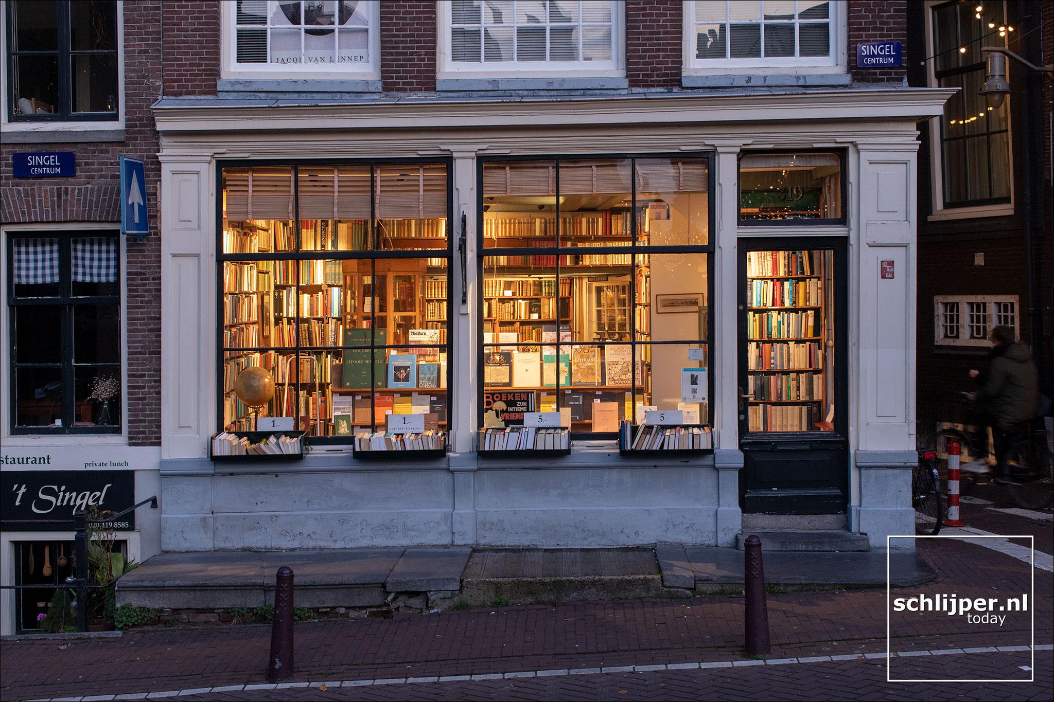 Nederland, Amsterdam, 8 november 2019