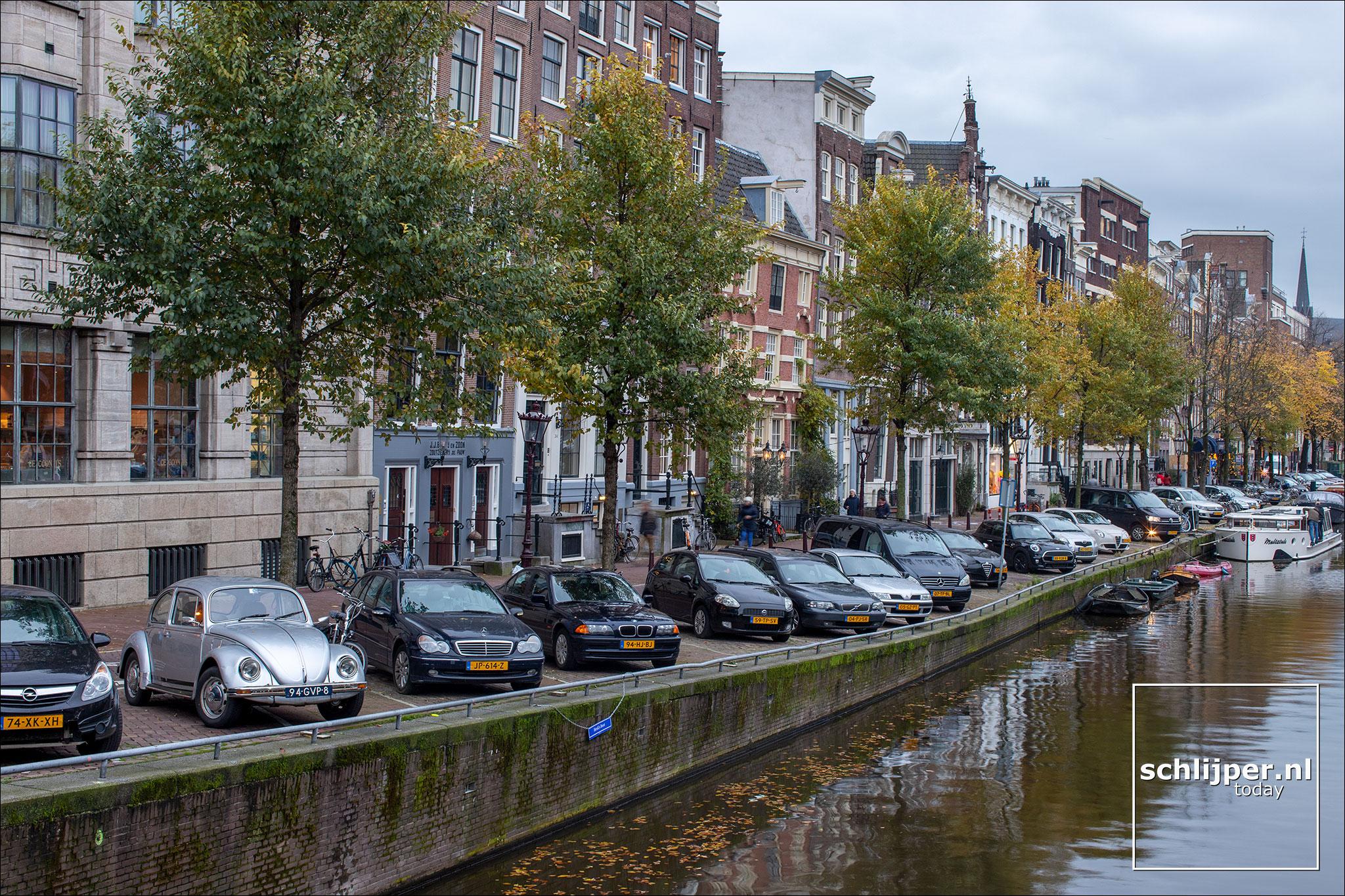 Nederland, Amsterdam, 14 november 2019