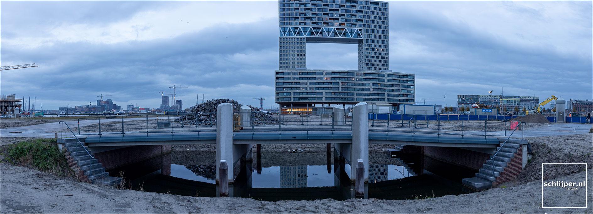 Nederland, Amsterdam, 18 november 2019