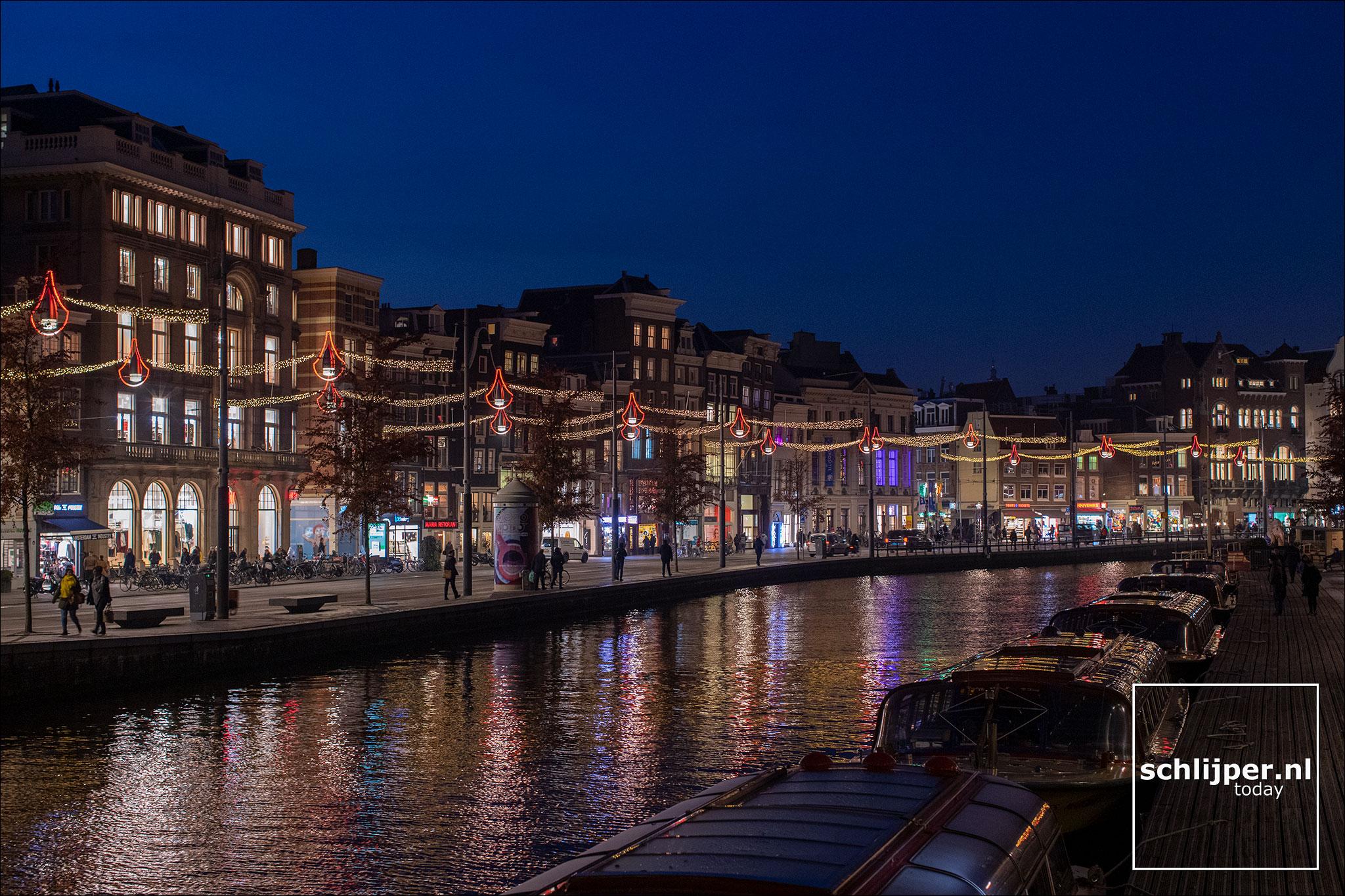 Nederland, Amsterdam, 20 november 2019