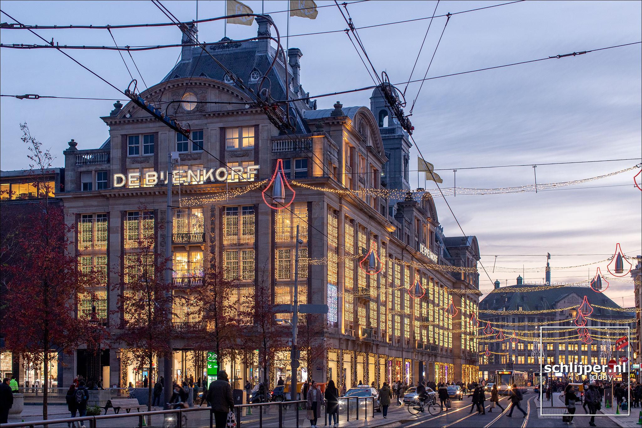 Nederland, Amsterdam, 21 november 2019
