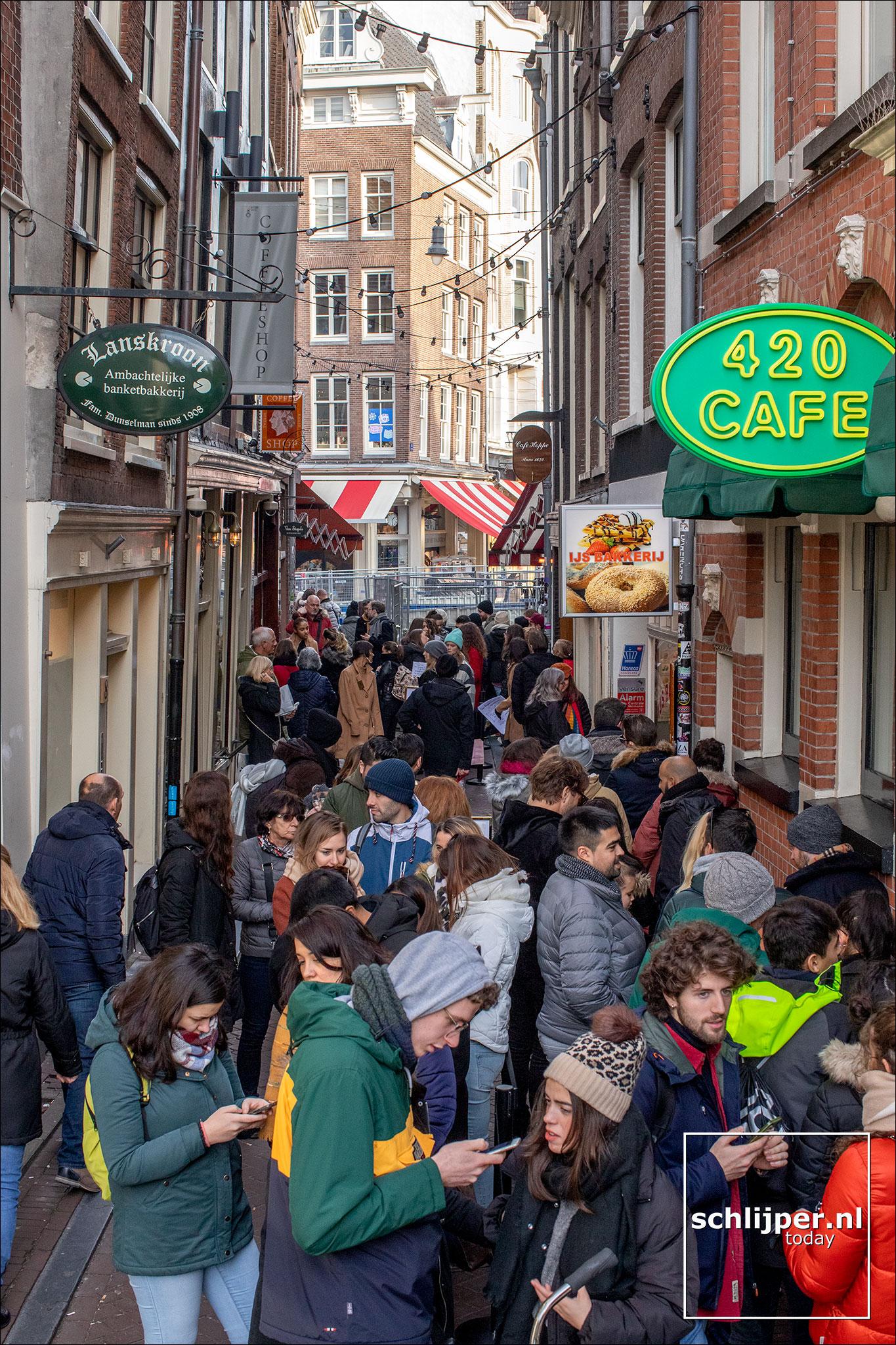 The Netherlands, Amsterdam, 24 november 2019