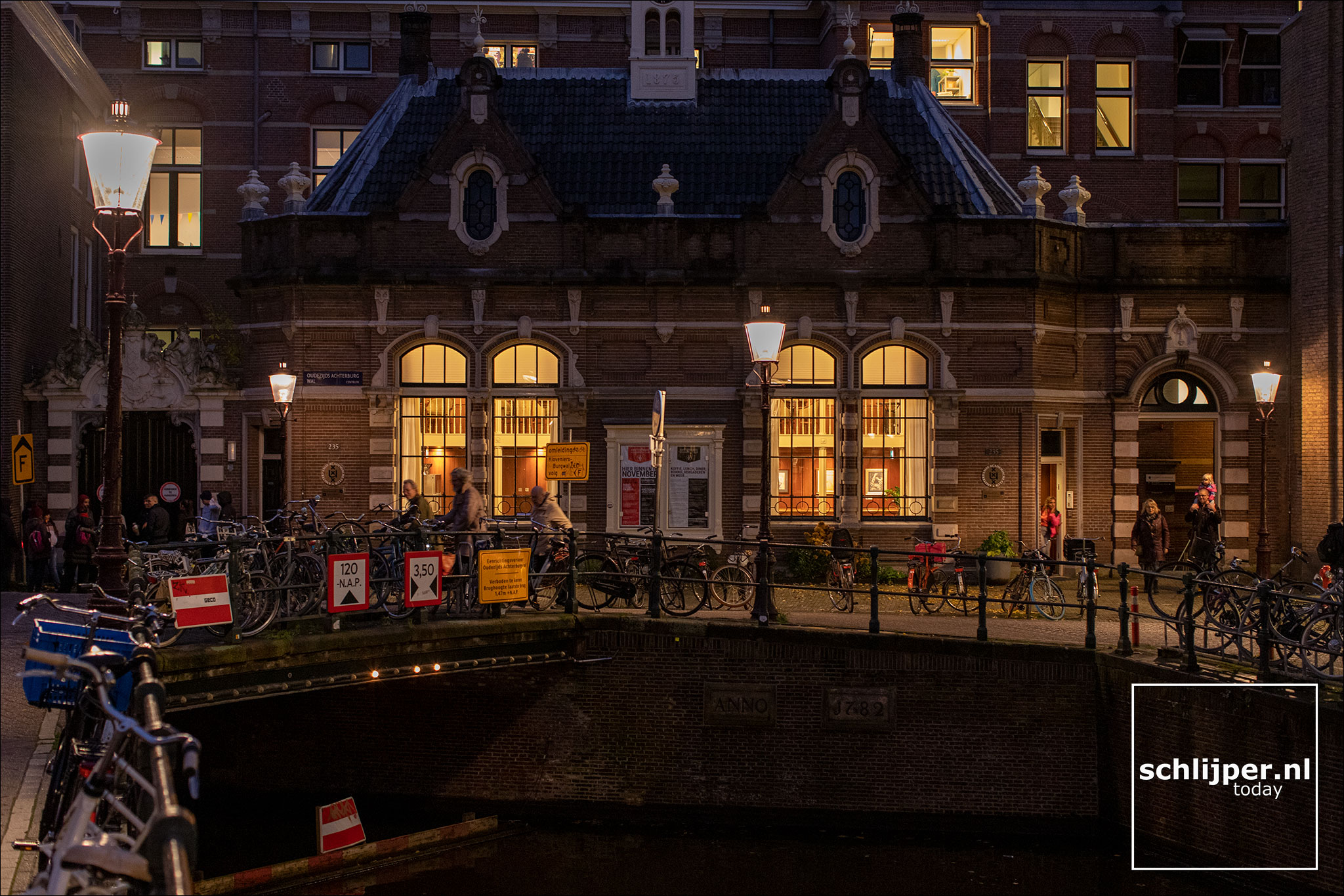 Nederland, Amsterdam, 27 november 2019