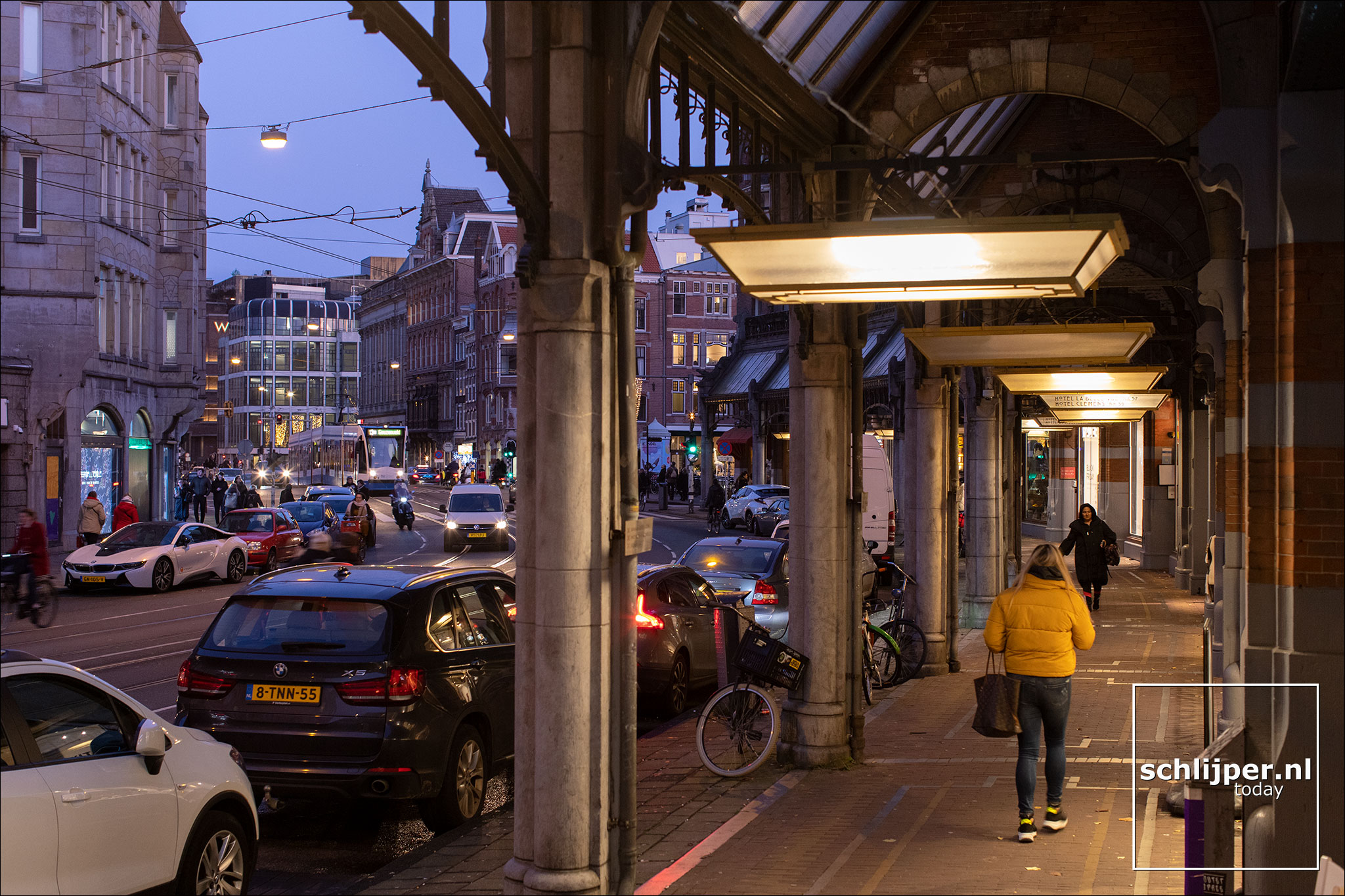 Nederland, Amsterdam, 28 november 2019