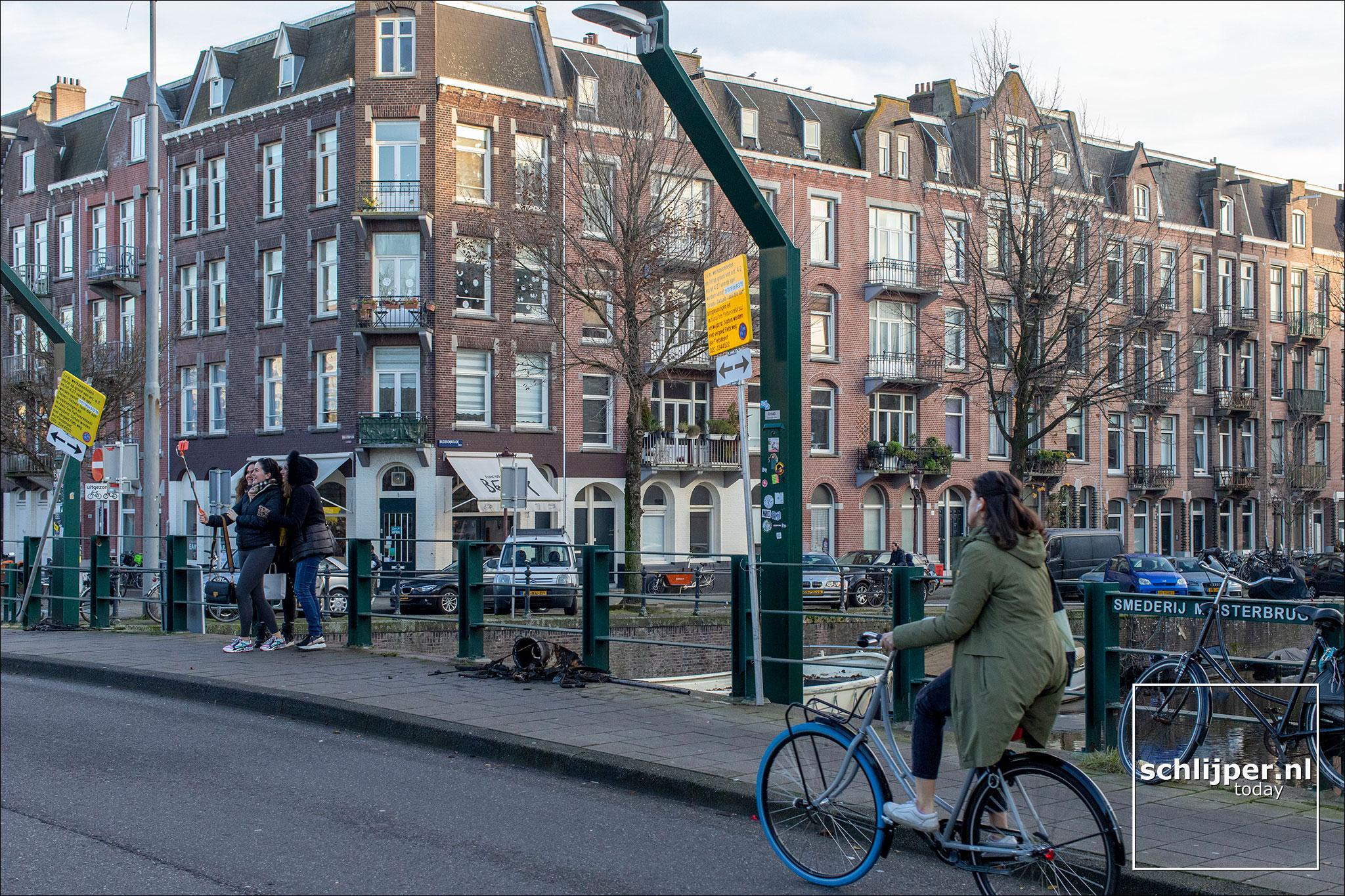Nederland, Amsterdam, 1 december 2019