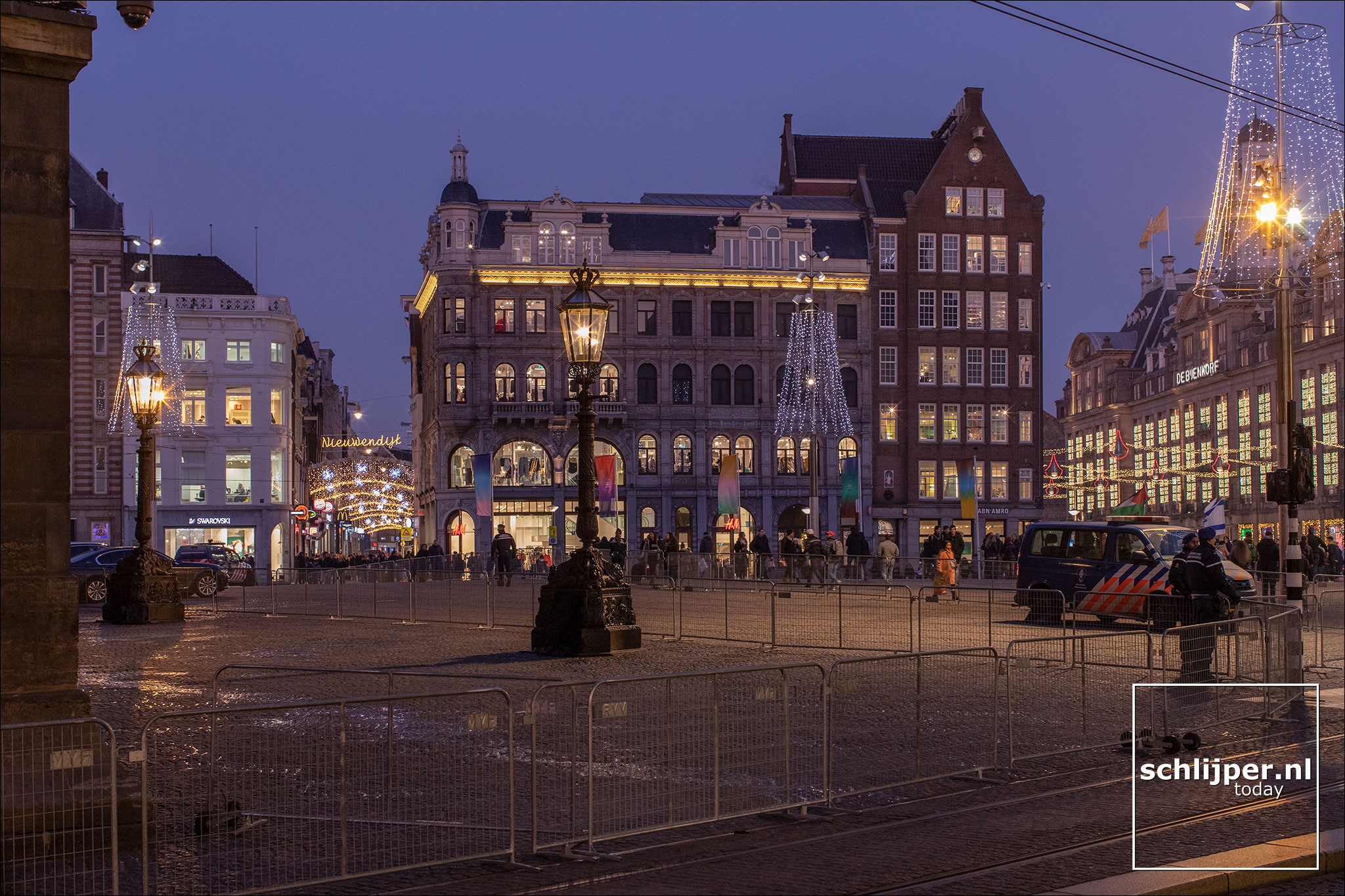 Nederland, Amsterdam, 4 december 2019