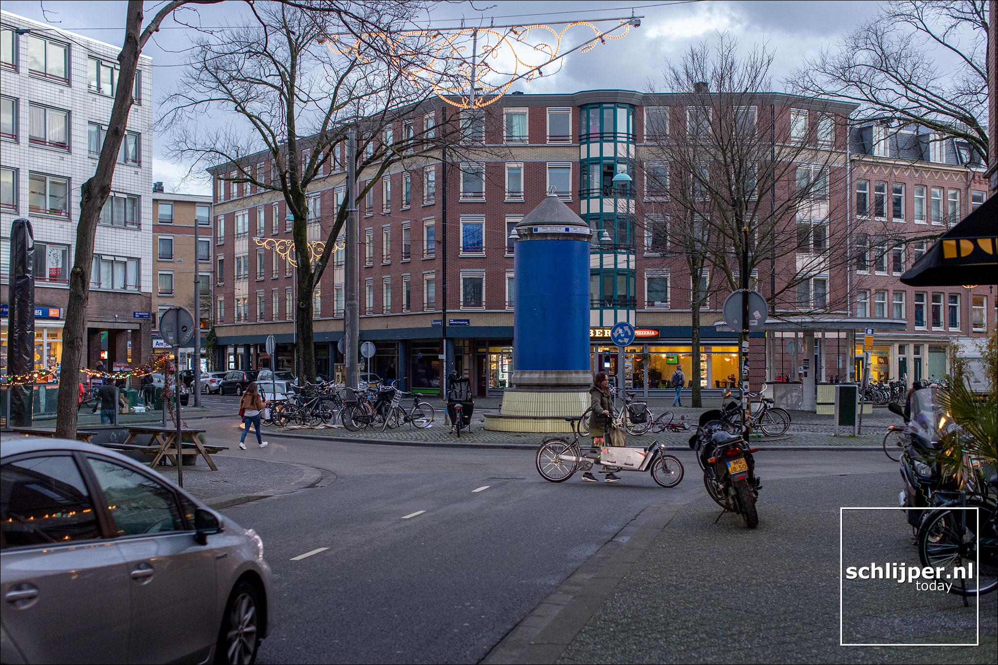 Nederland, Amsterdam, 8 december 2019