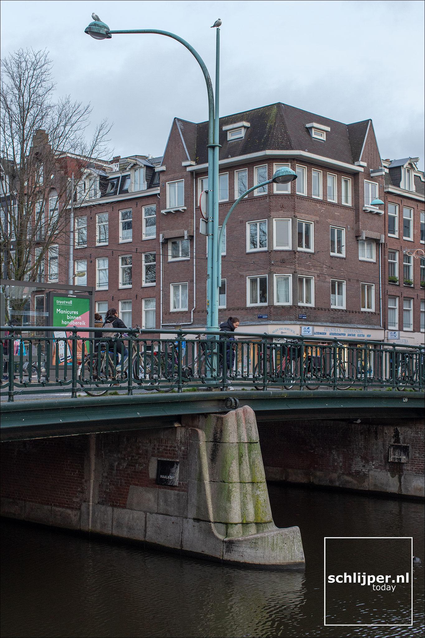 Nederland, Amsterdam, 11 december 2019