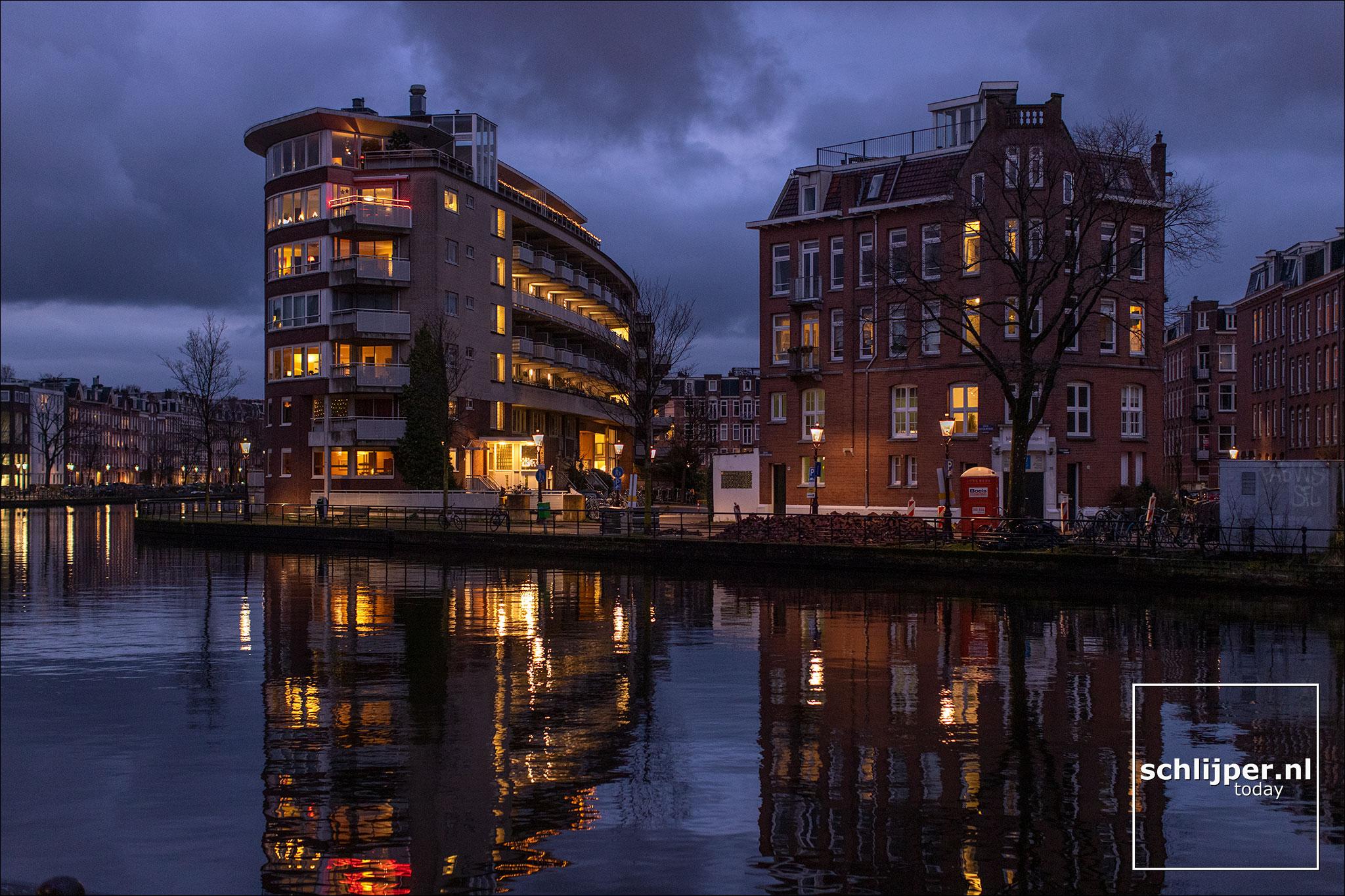 Nederland, Amsterdam, 13 december 2019