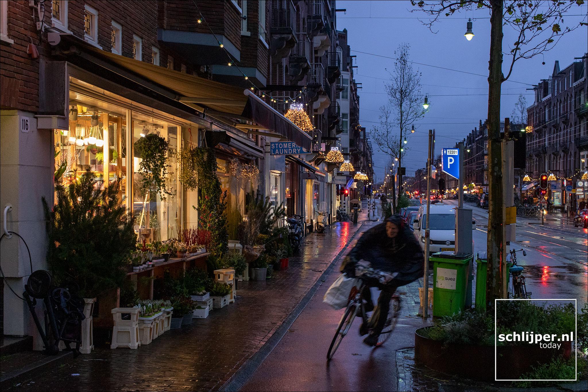 Nederland, Amsterdam, 14 december 2019