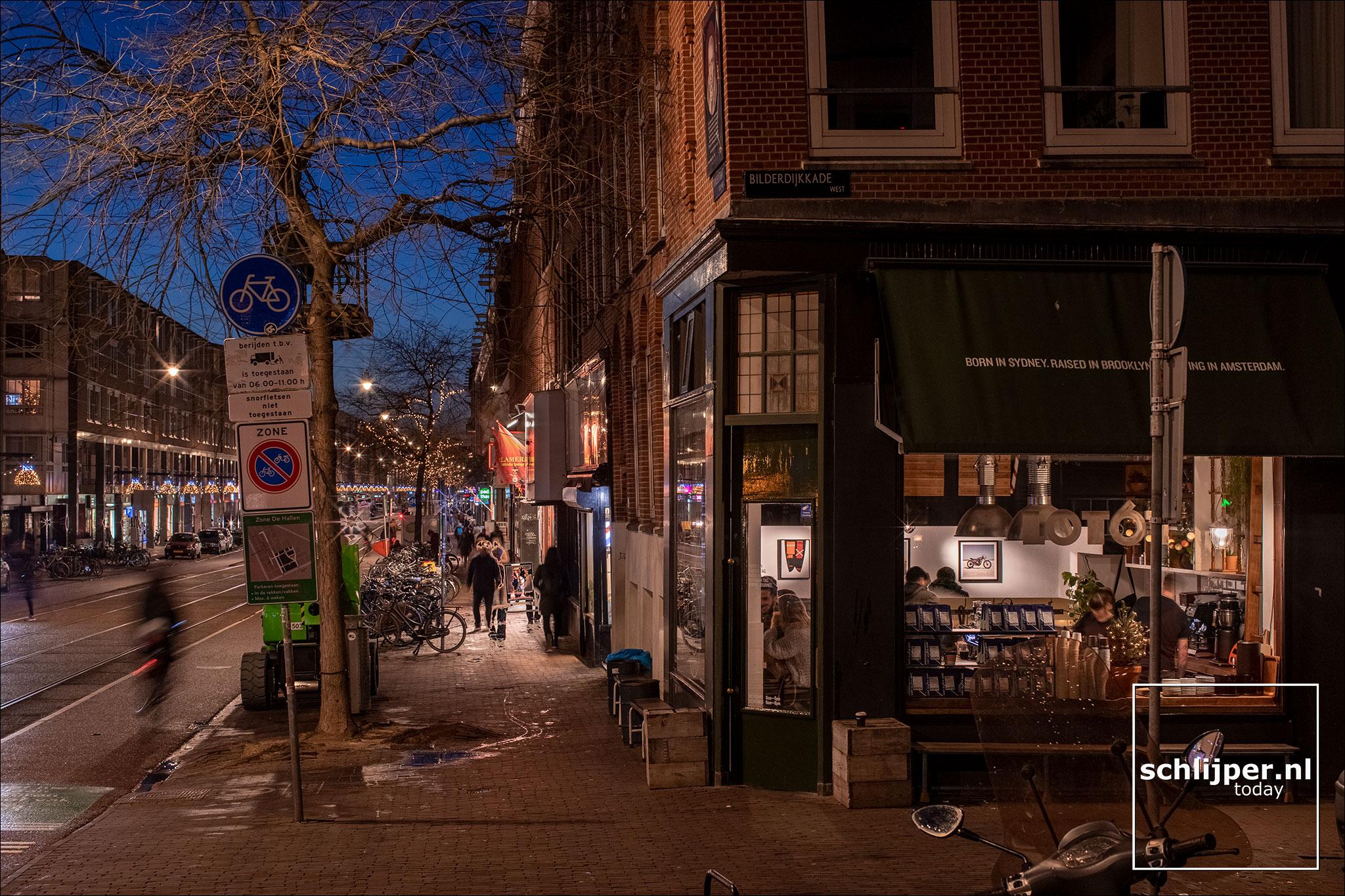 Nederland, Amsterdam, 15 december 2019