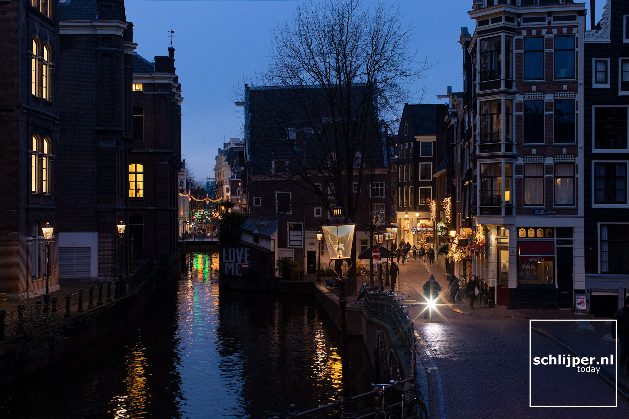 Nederland, Amsterdam, 16 december 2019