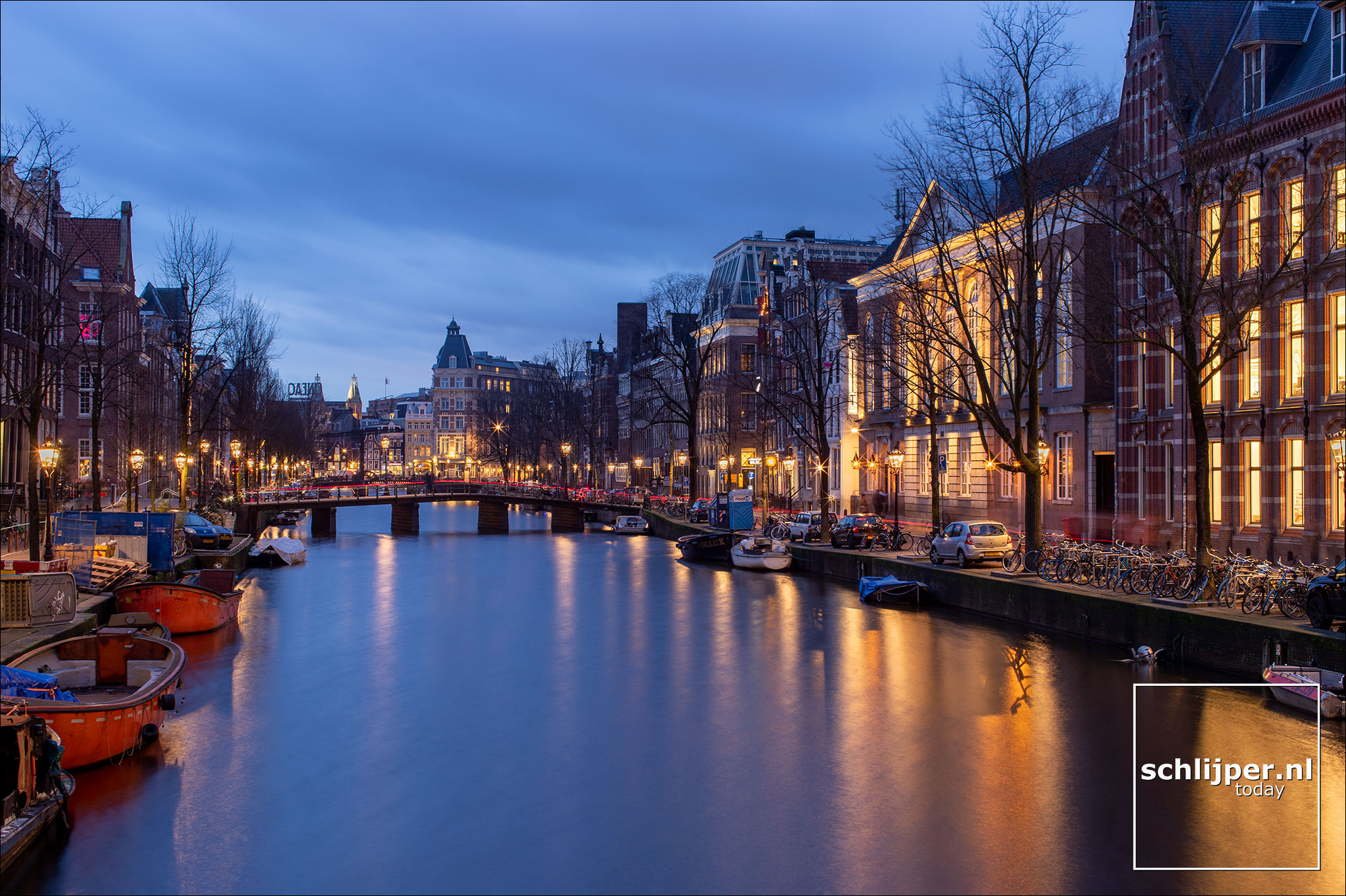 Nederland, Amsterdam, 17 december 2019