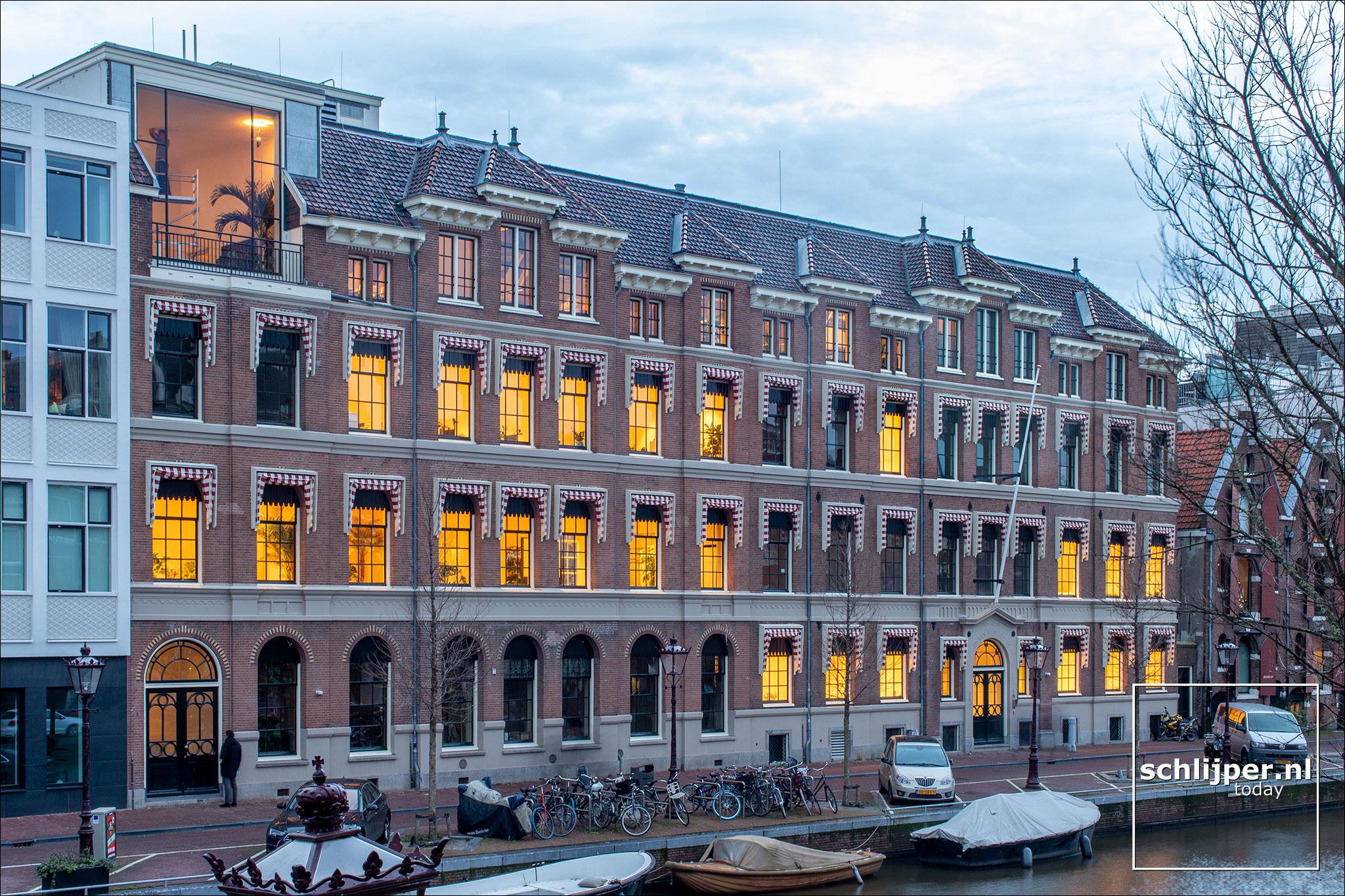 Nederland, Amsterdam, 19 december 2019