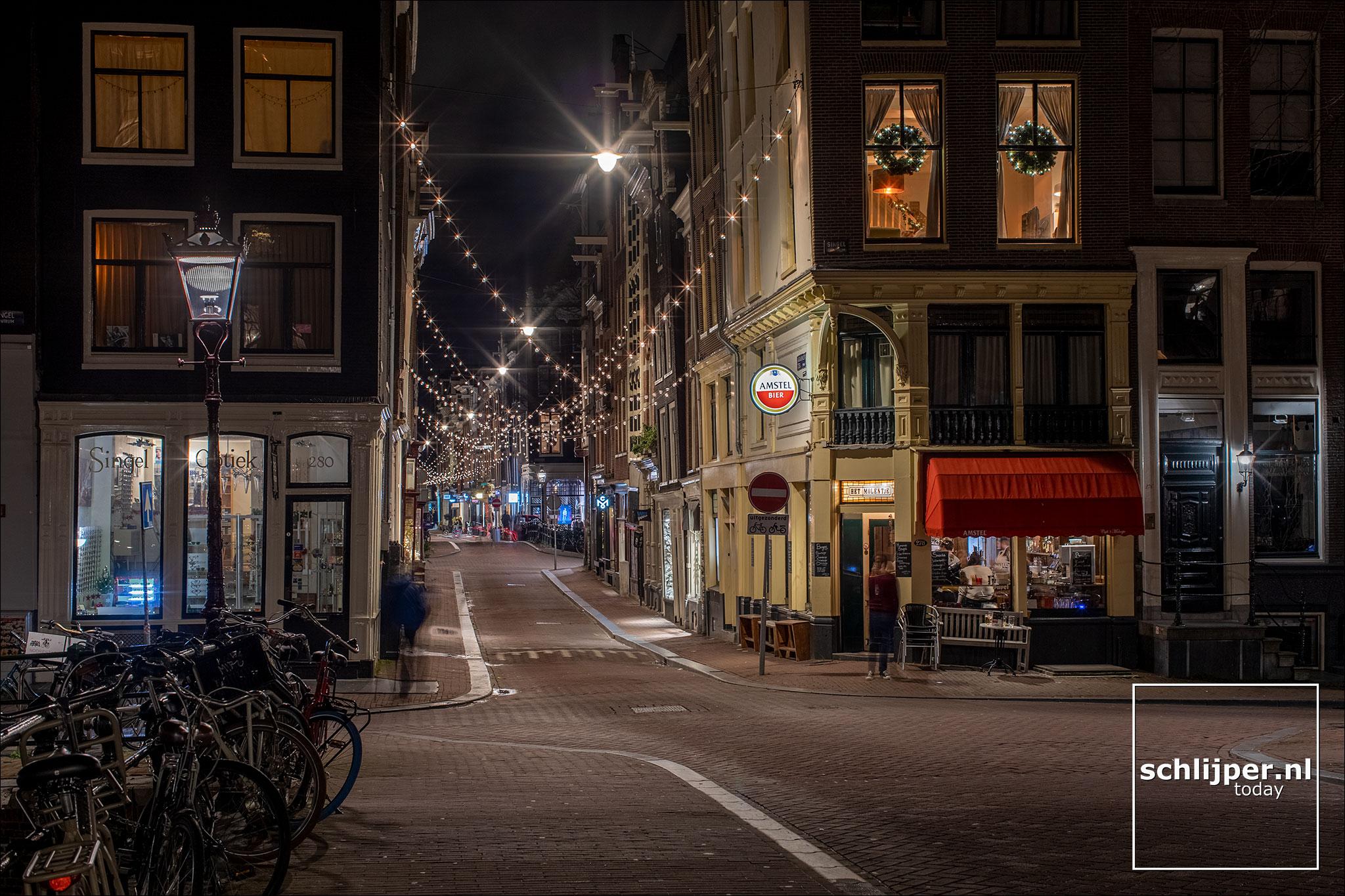 Nederland, Amsterdam, 20 december 2019