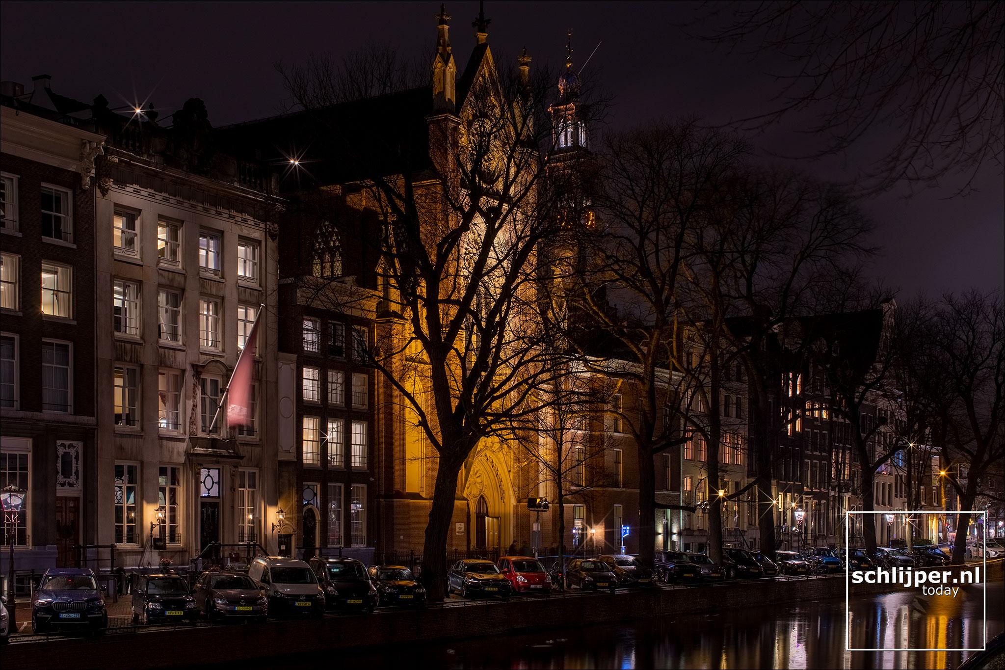 Nederland, Amsterdam, 22 december 2019
