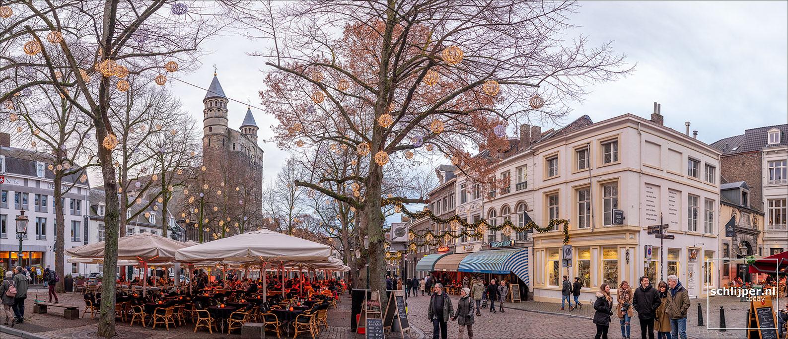 Nederland, Maastricht, 26 december 2019