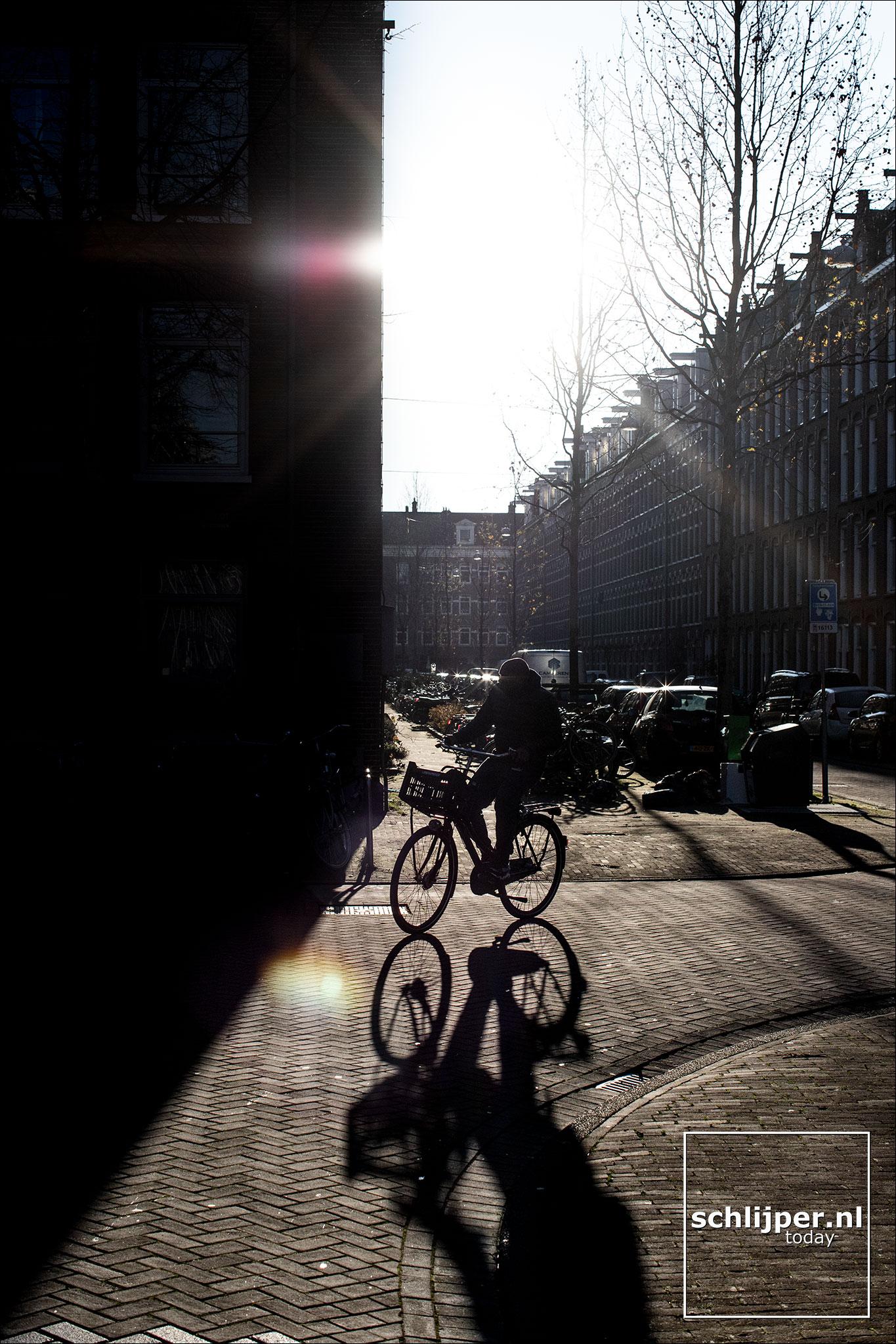 Nederland, Amsterdam, 27 december 2019
