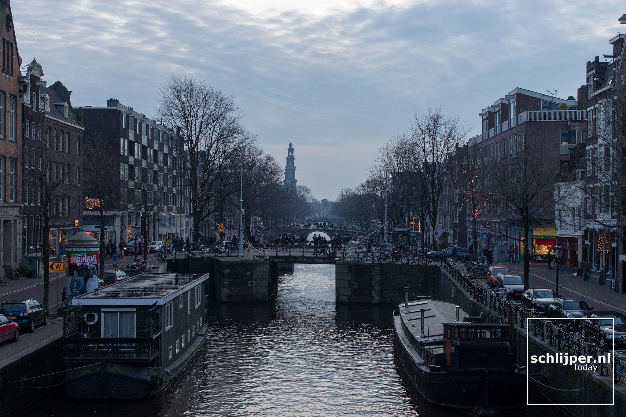 Nederland, Amsterdam, 28 december 2019