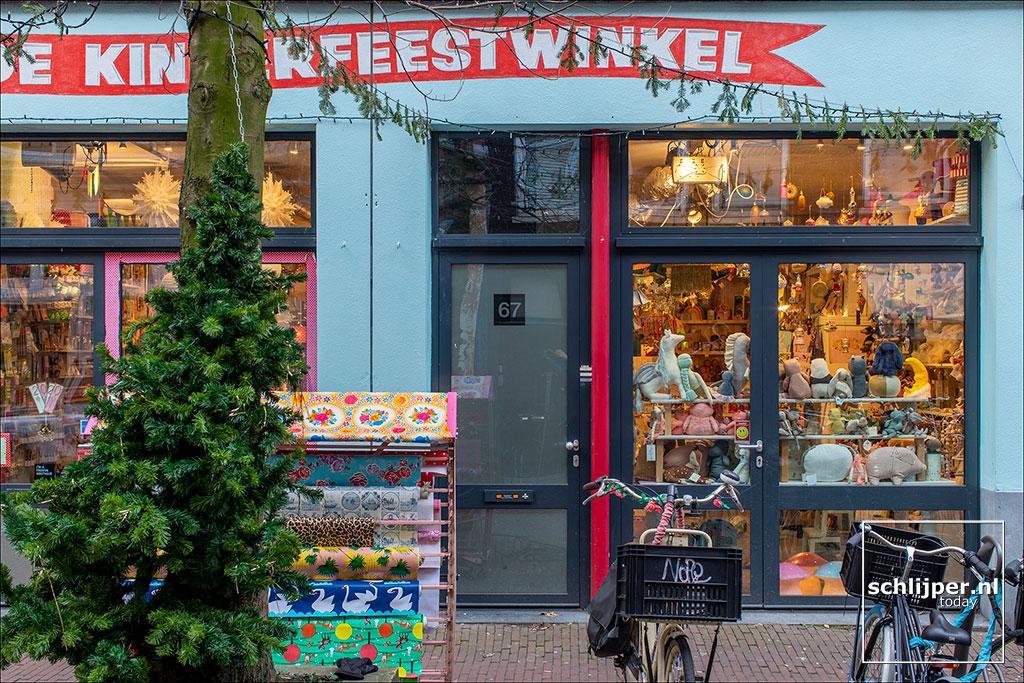 Nederland, Amsterdam, 29 december 2019