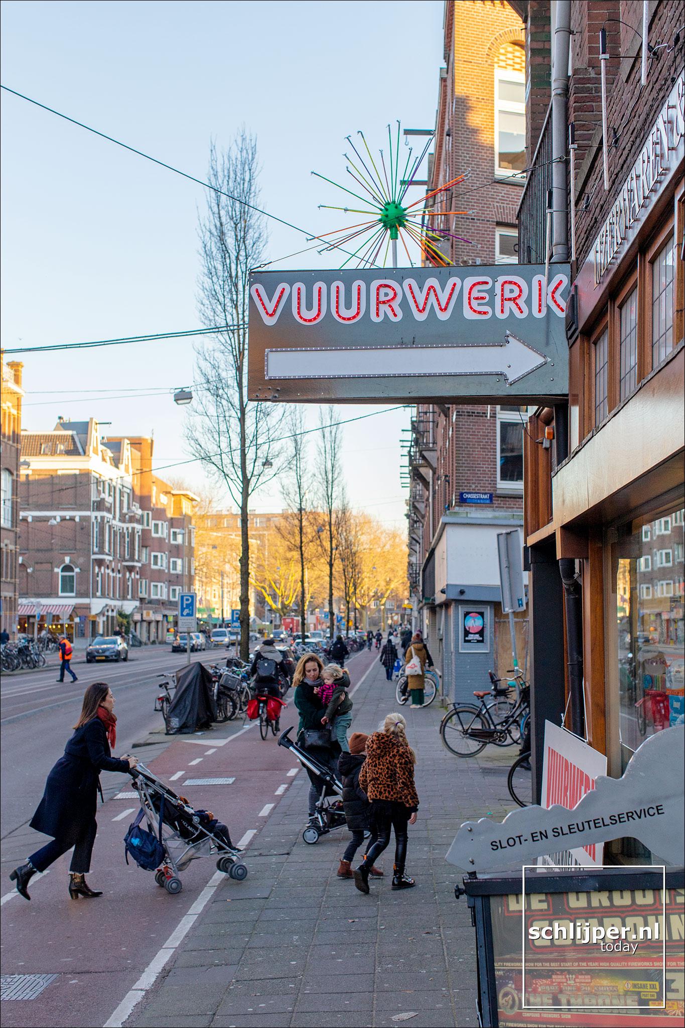 Nederland, Amsterdam, 30 december 2019