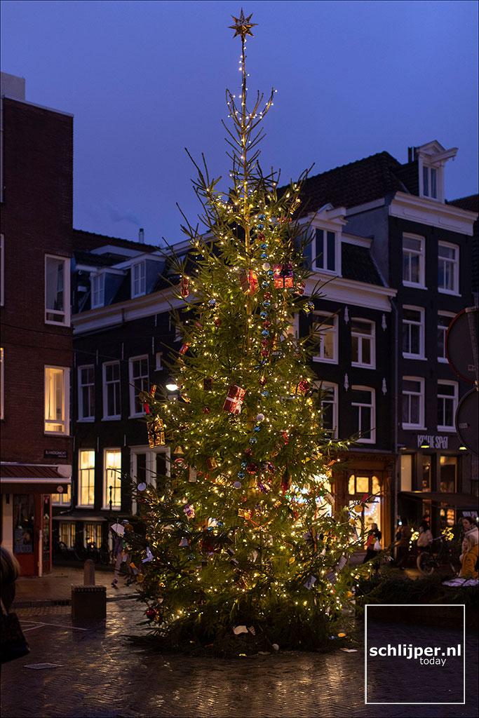 Nederland, Amsterdam, 4 januari 2020