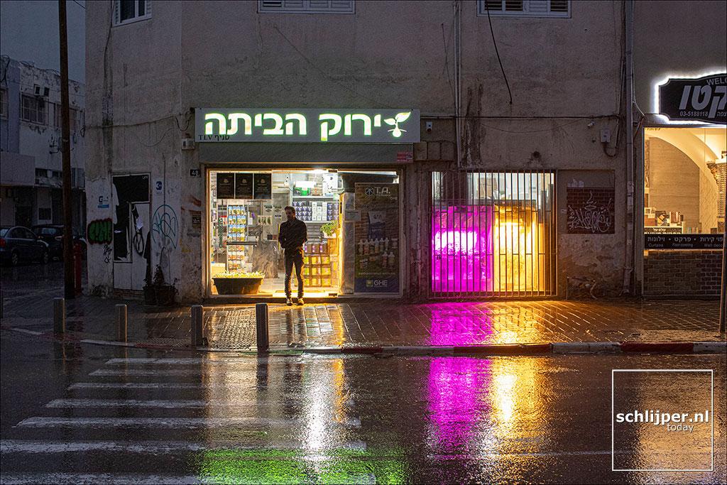 Israel, Tel Aviv, 8 januari 2020
