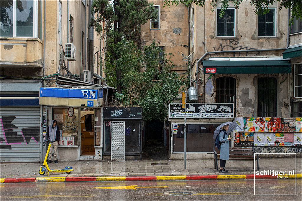 Israel, Tel Aviv, 7 januari 2020
