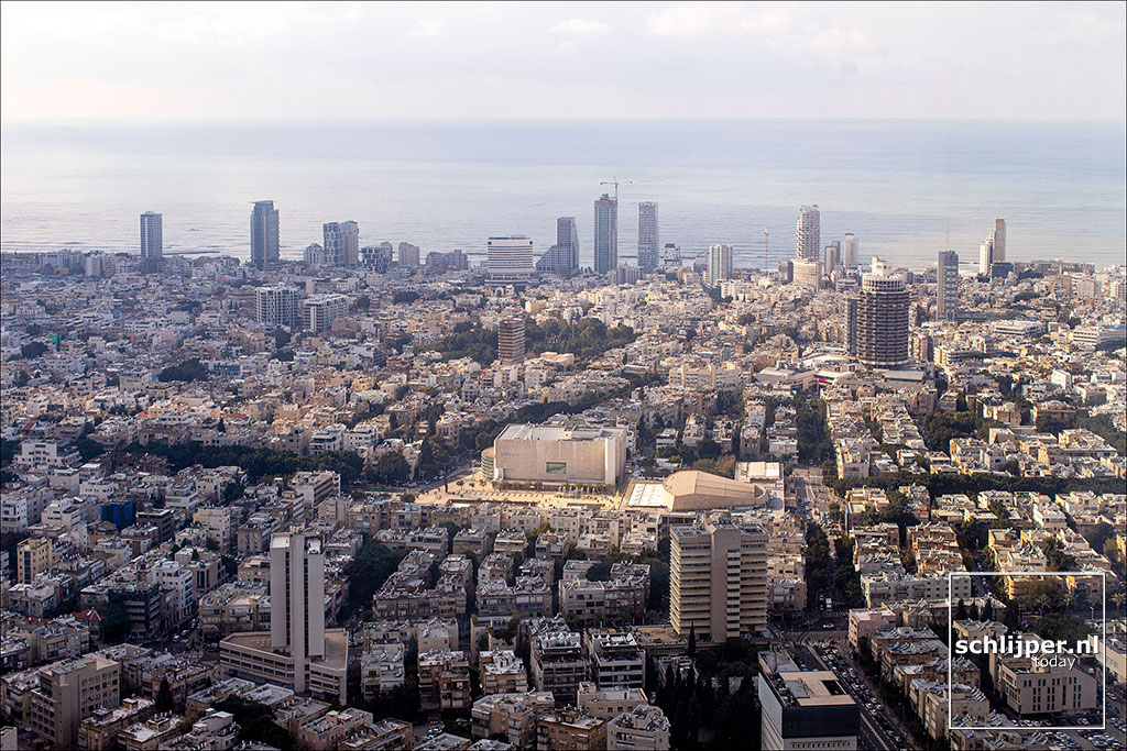 Israel, Tel Aviv, 10 januari 2020