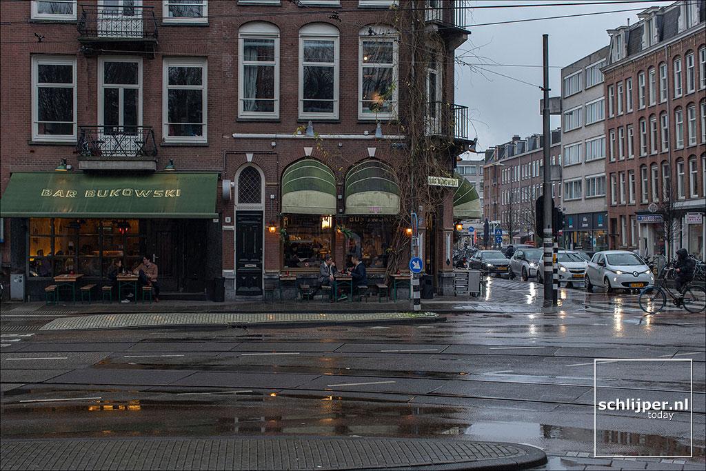 Nederland, Amsterdam, 13 januari 2020