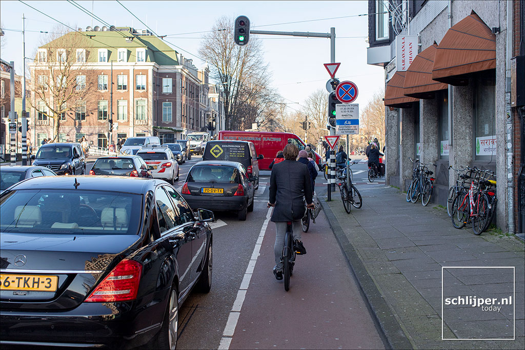 Nederland, Amsterdam, 7 februari 2020