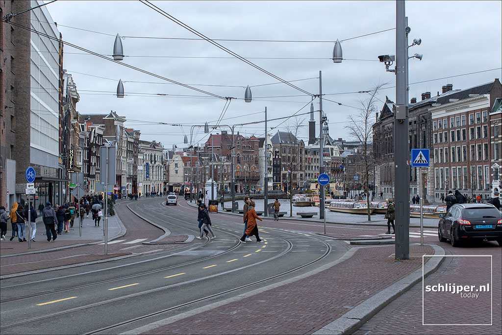 Nederland, Amsterdam, 9 februari 2020
