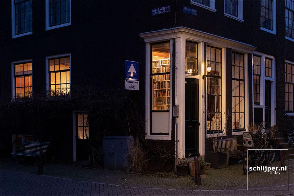 Nederland, Amsterdam, 14 februari 2020
