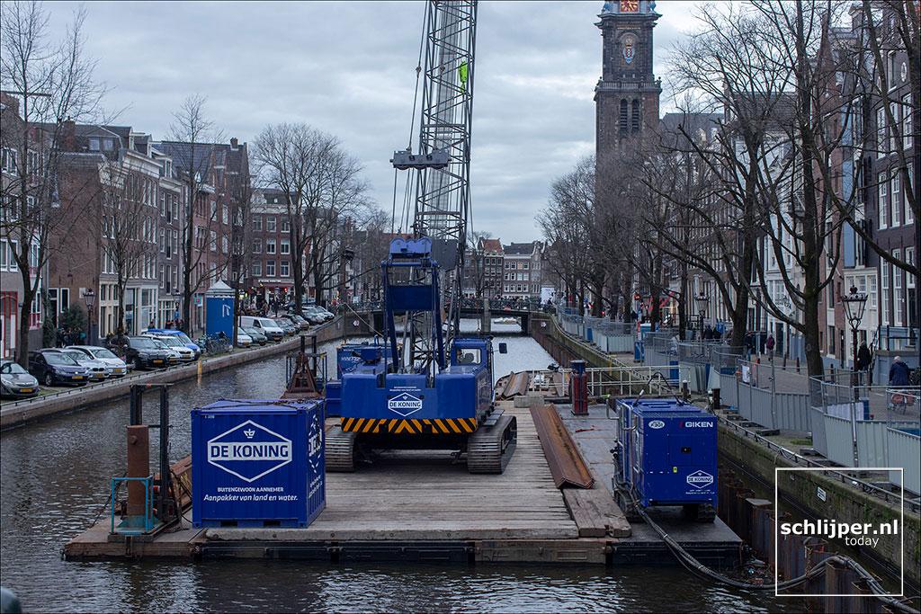 Nederland, Amsterdam, 15 februari 2020