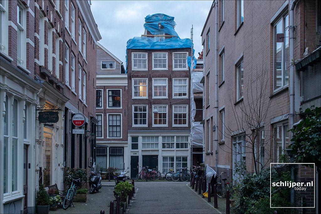 Nederland, Amsterdam, 17 februari 2020