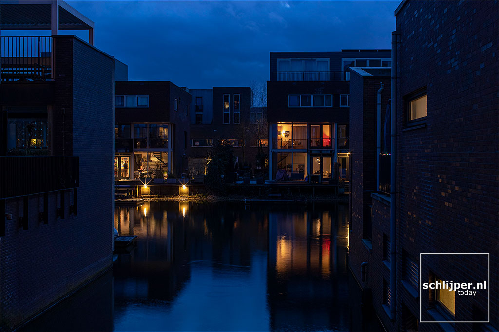 Nederland, Amsterdam, 25 februari 2020