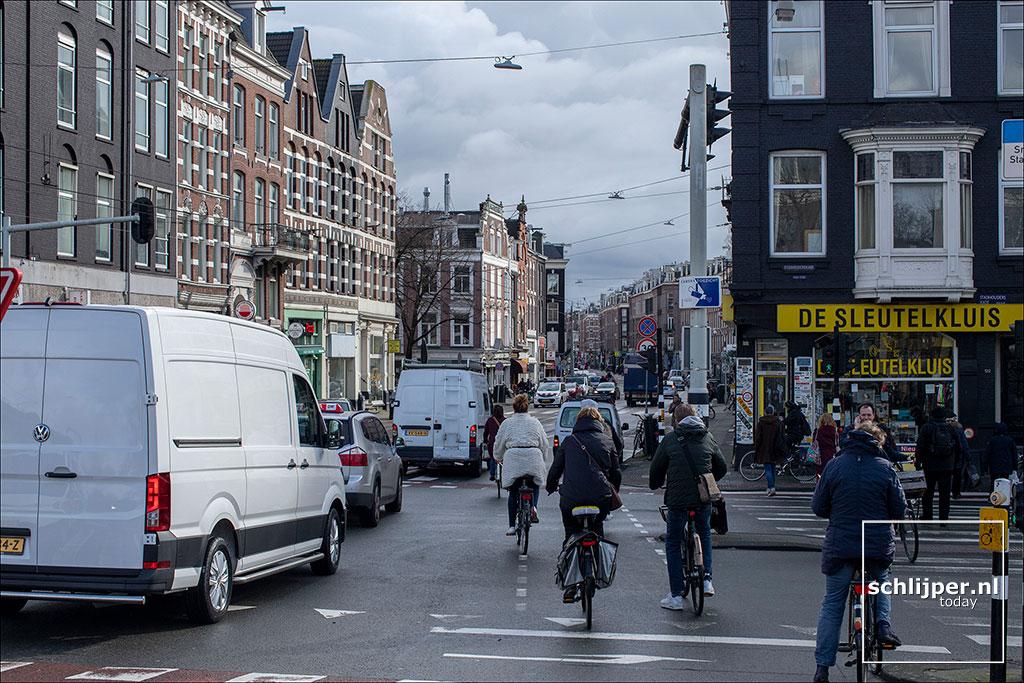 Nederland, Amsterdam, 26 februari 2020
