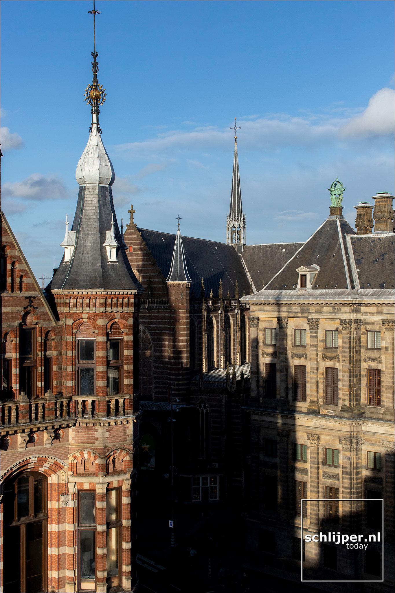 Nederland, Amsterdam, 29 februari 2020