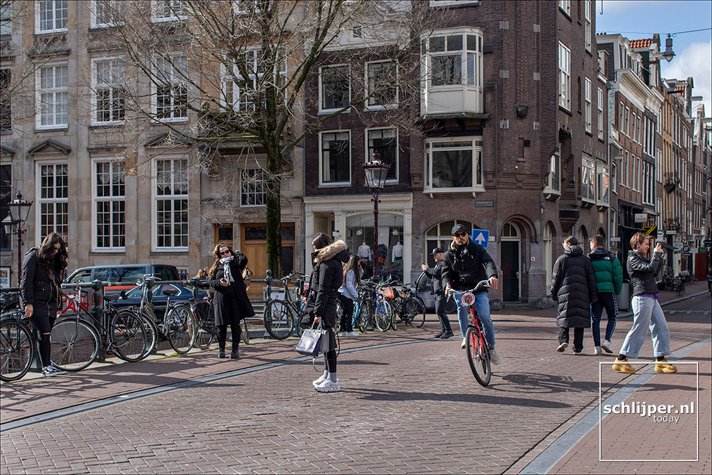 Nederland, Amsterdam, 9 maart 2020