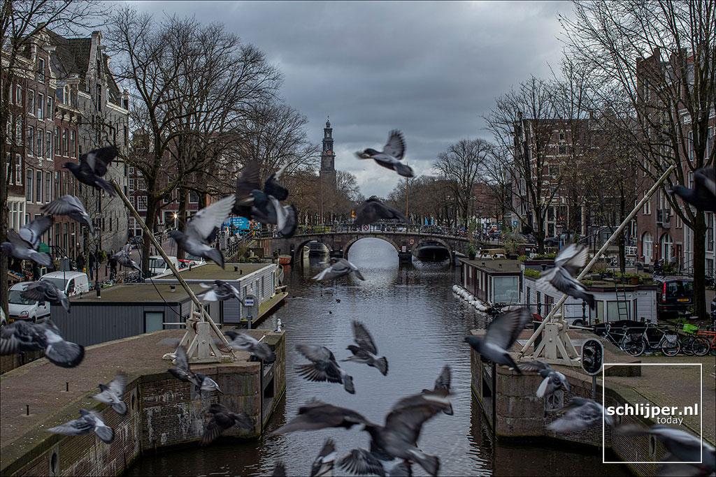 Nederland, Amsterdam, 20 maart 2020