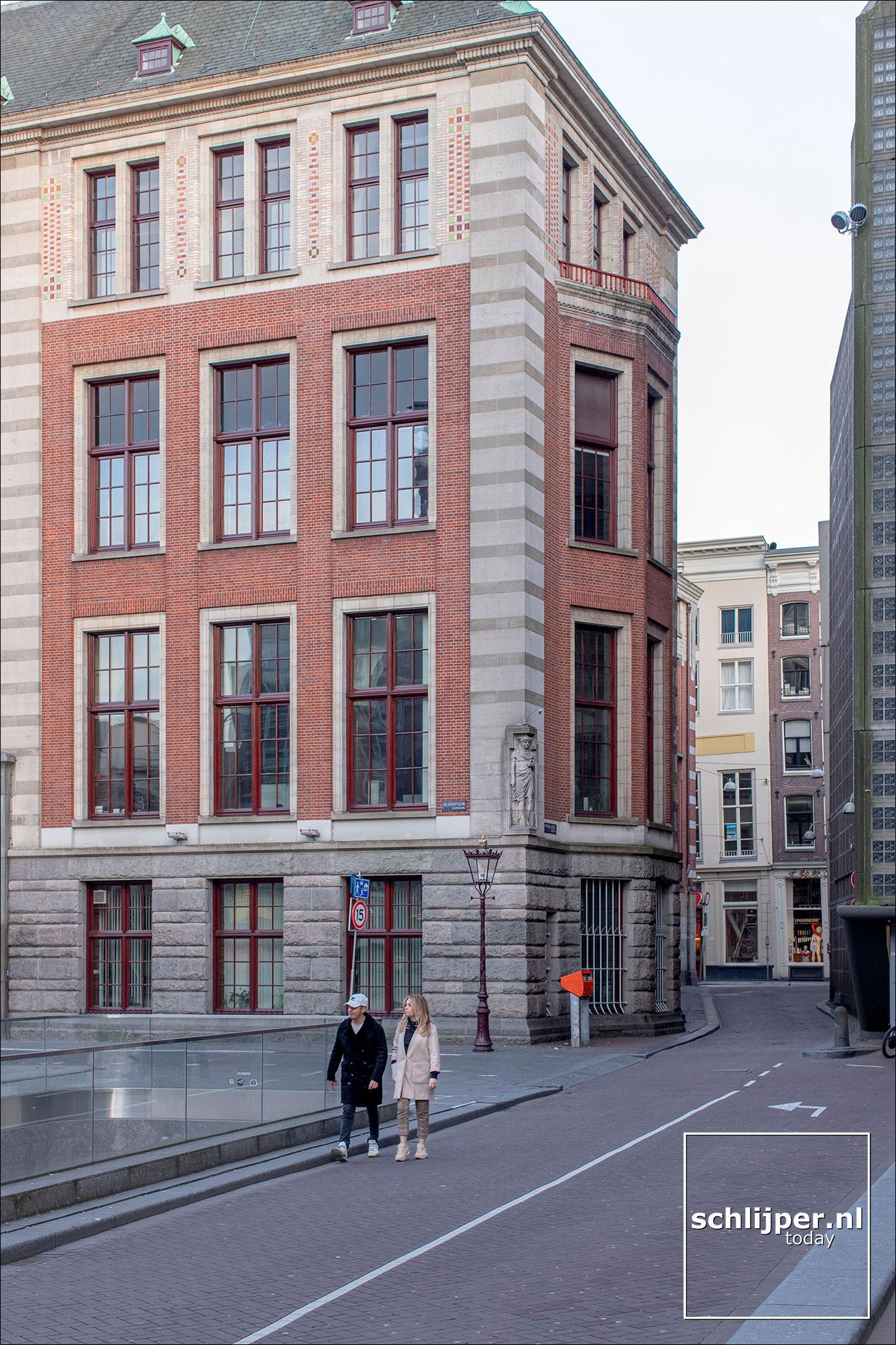Nederland, Amsterdam, 24 maart 2020