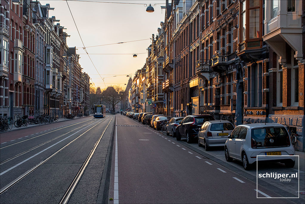 Nederland, Amsterdam, 26 maart 2020