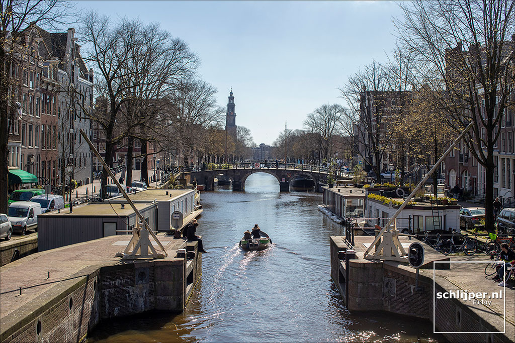 Nederland, Amsterdam, 31 maart 2020