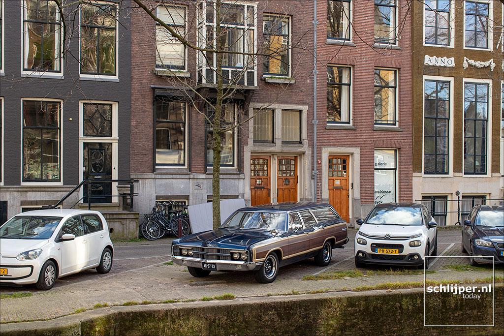 Nederland, Amsterdam, 3 april 2020