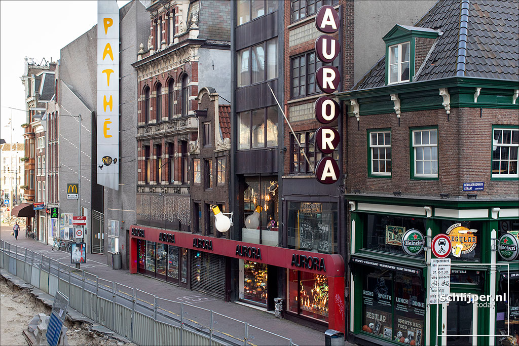 Nederland, Amsterdam, 7 april 2020