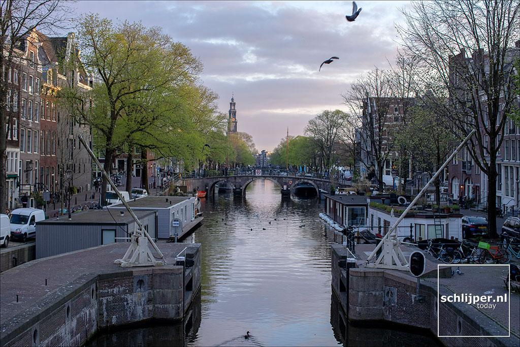 Nederland, Amsterdam, 14 april 2020
