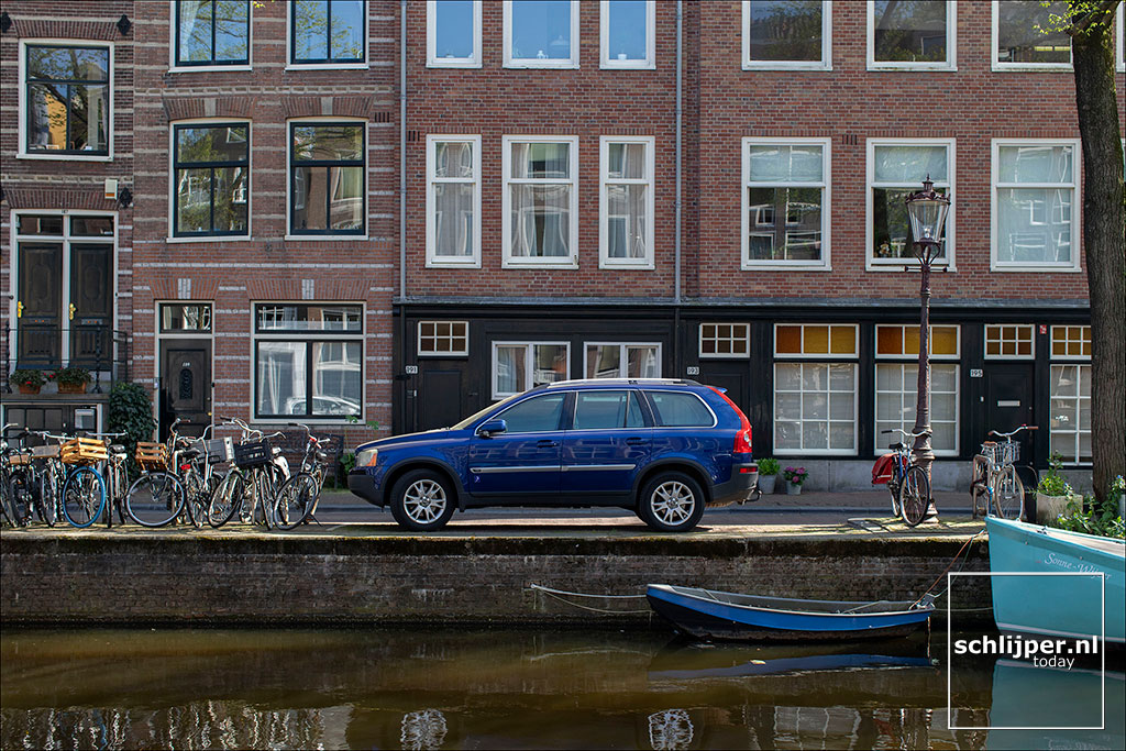 Nederland, Amsterdam, 15 april 2020