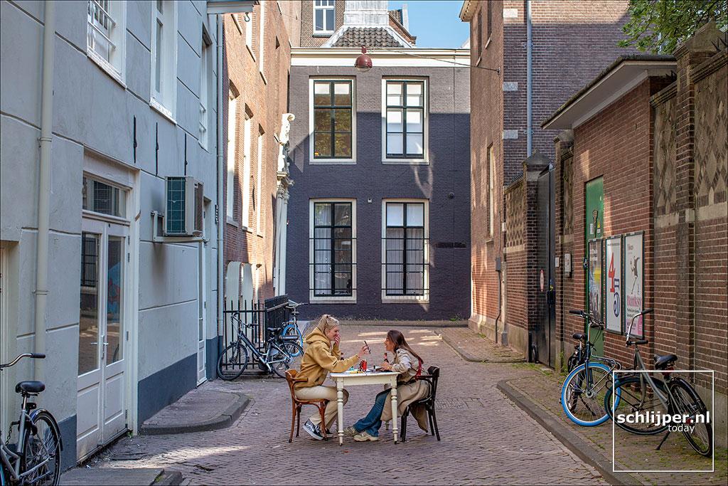 Nederland, Amsterdam, 26 april 2020