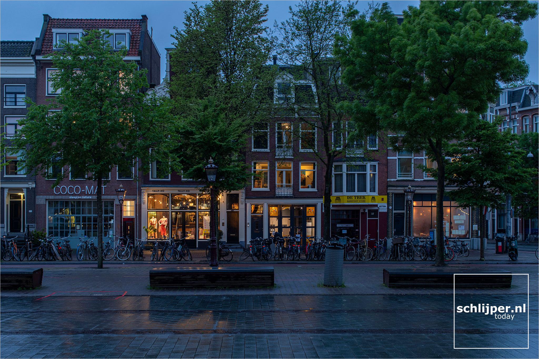 Nederland, Amsterdam, 28 april 2020