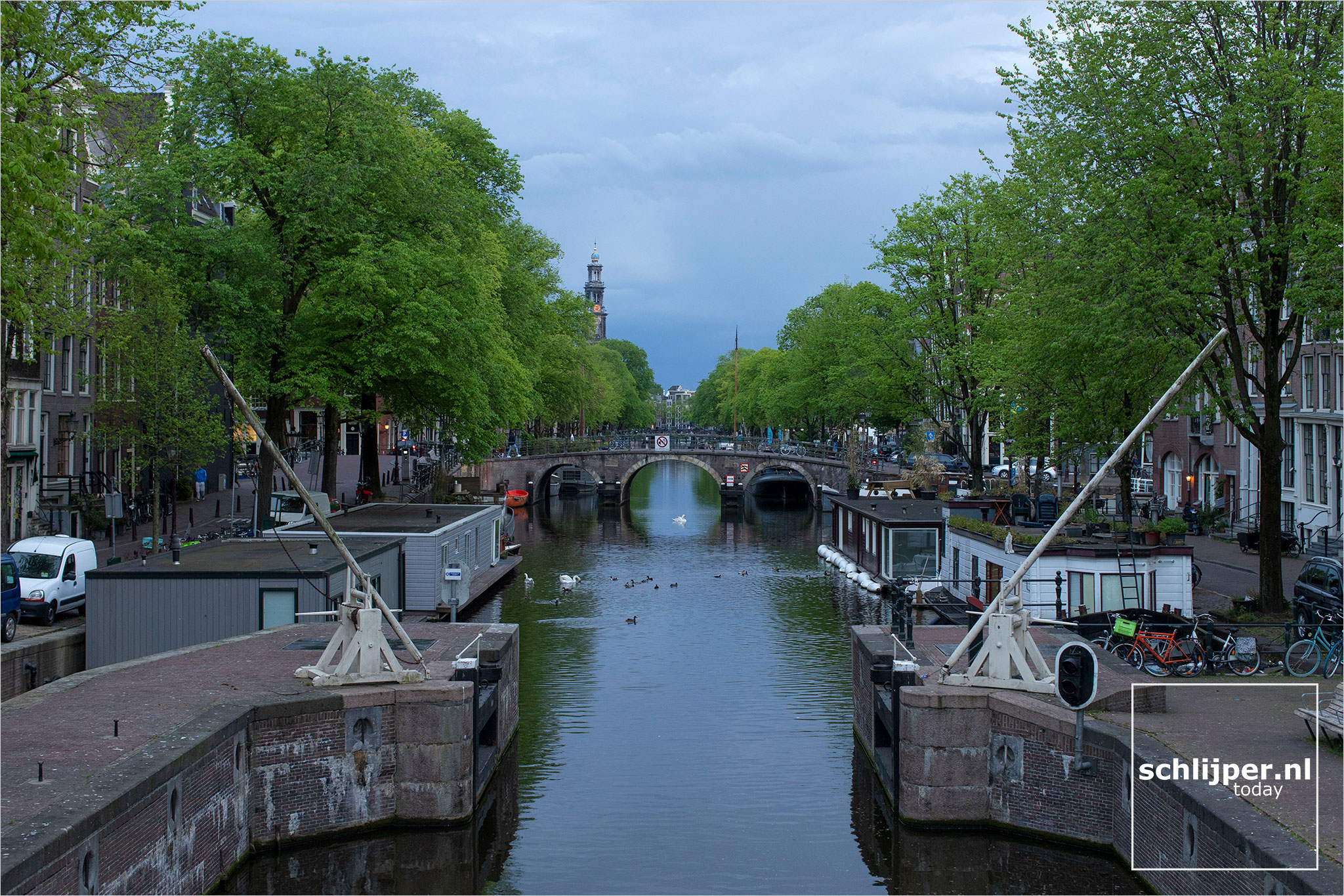 Nederland, Amsterdam, 30 april 2020